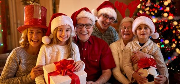 4 Christmas Gift Ideas for the Family