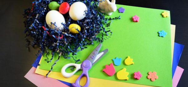 4 Awesome Easter Crafts To Do With Your Kids